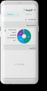 گزارش دخل و خرج | گزارش هزینه