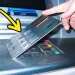 کیبورد را برای امنیت عابر بانک چک کنید