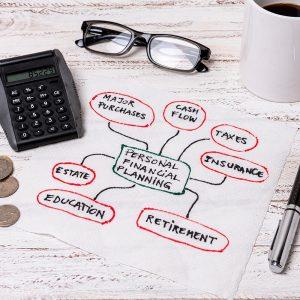 عادات مالی   ثروتمند شدن   پس انداز   هزینه   سرمایه گذاری   ریسک