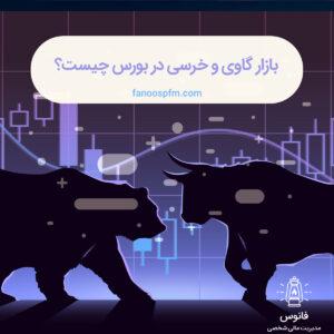 بازار گاوی و خرسی در بورس چیست؟